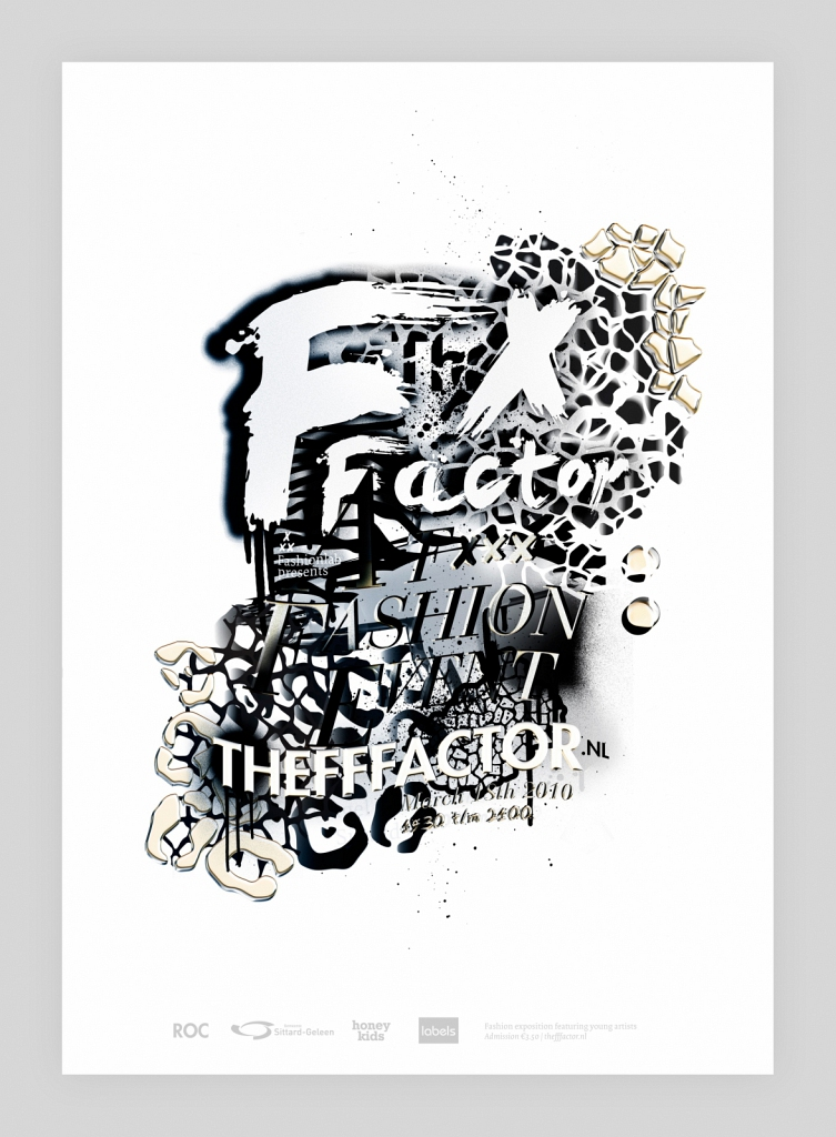 F-FACTOR poster